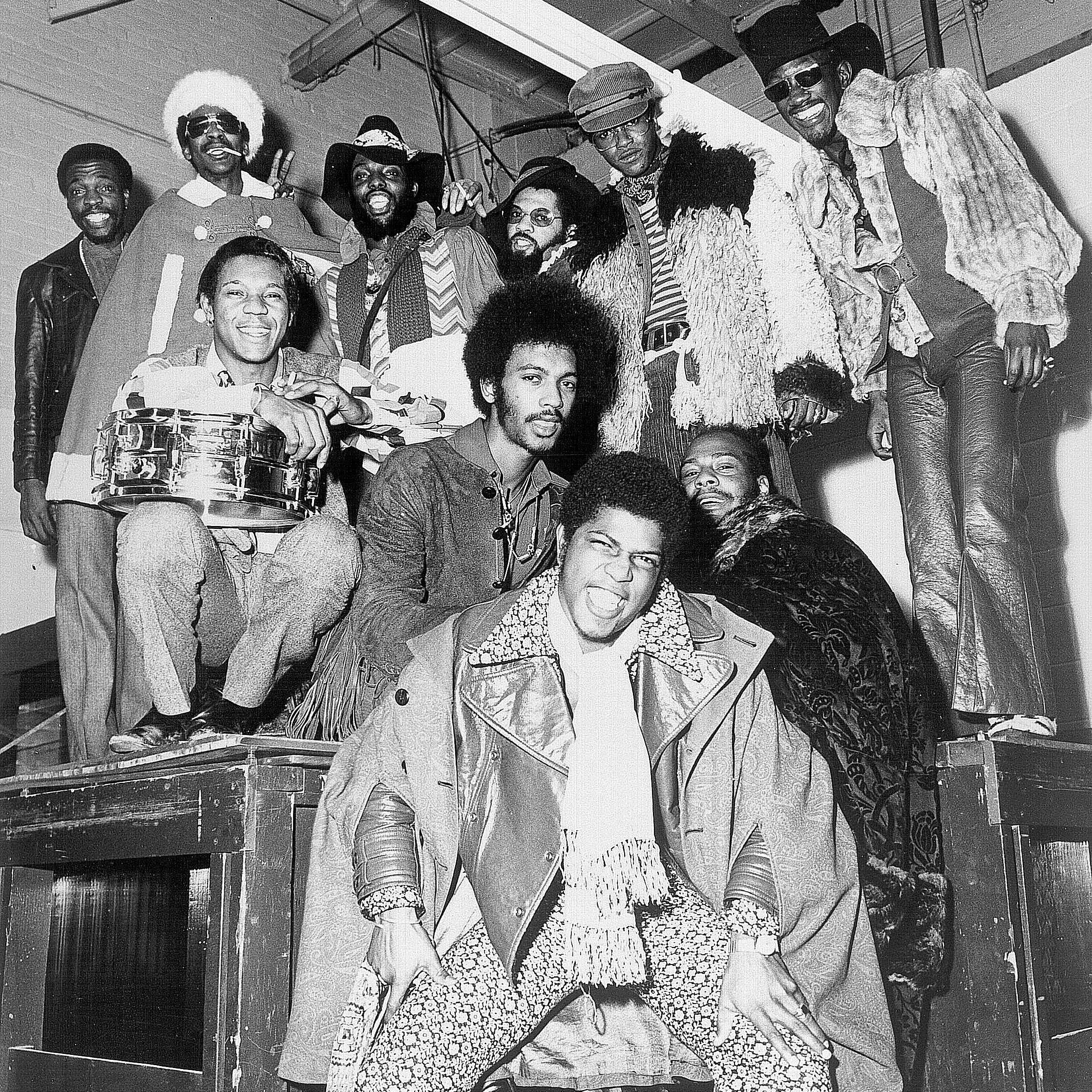 12 Greatest Funk Songs