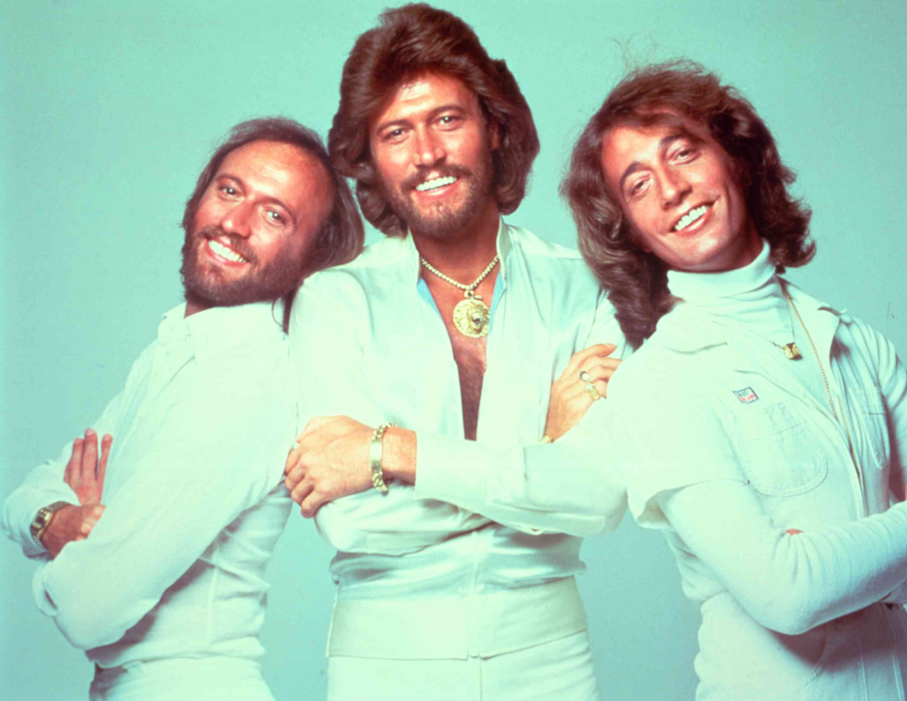 Portrait of the Bee Gees