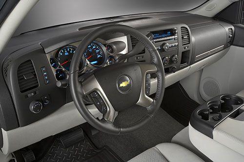 2007 Chevrolet Silverado LT Regular Cab Truck