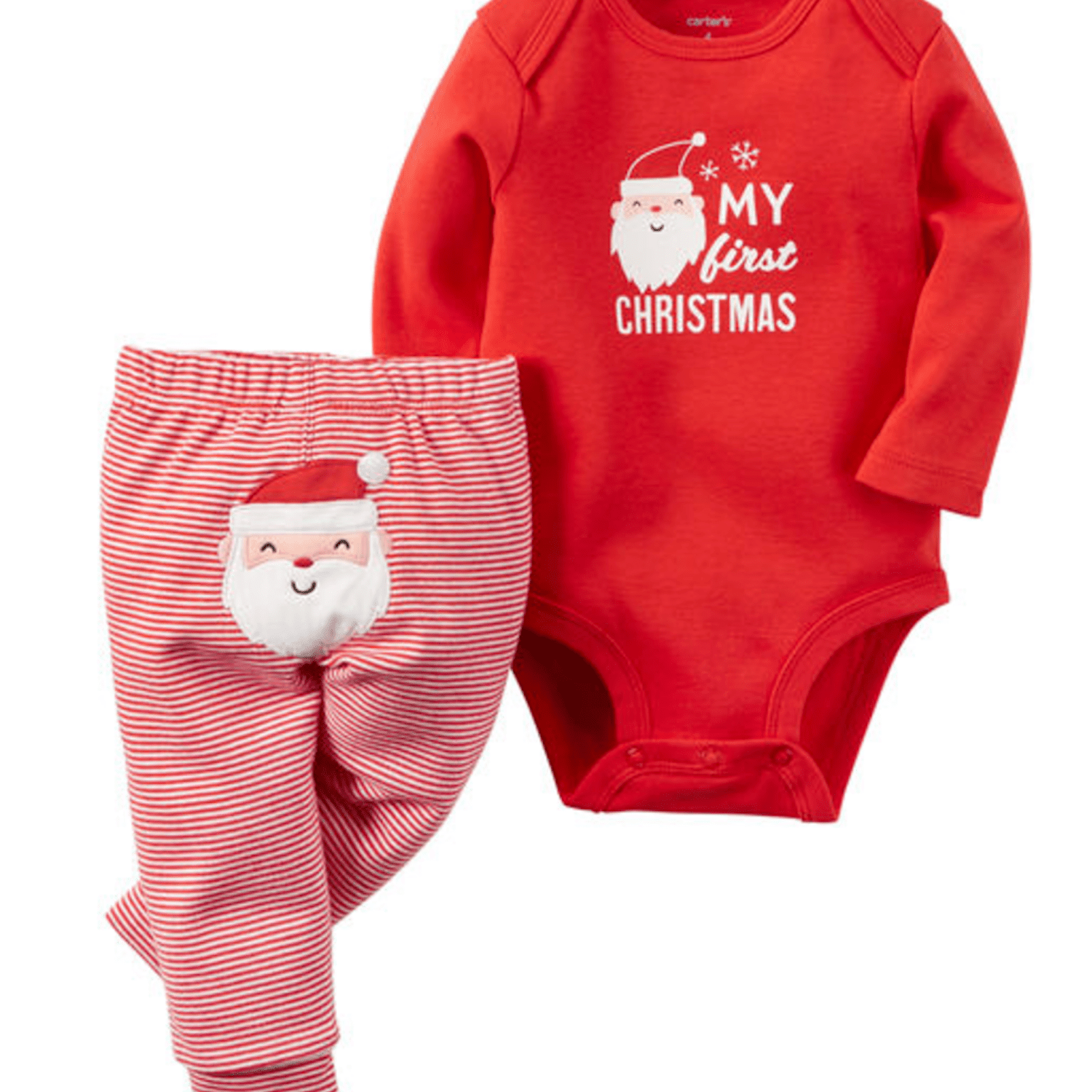 Festive Threads Unisex Baby Have A Jolly Jolly Christmas T-Shirt Romper