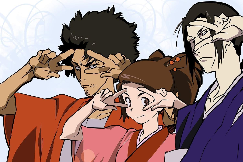 Samuraii Champooloo Anime Series