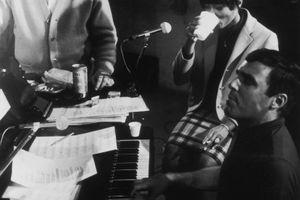 Burt Bacharach, Dionne Warwick, and Hal David
