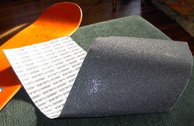 Grip tape skateboard supplies