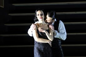 The Royal Opera Perform George Bizet's 'Carmen'