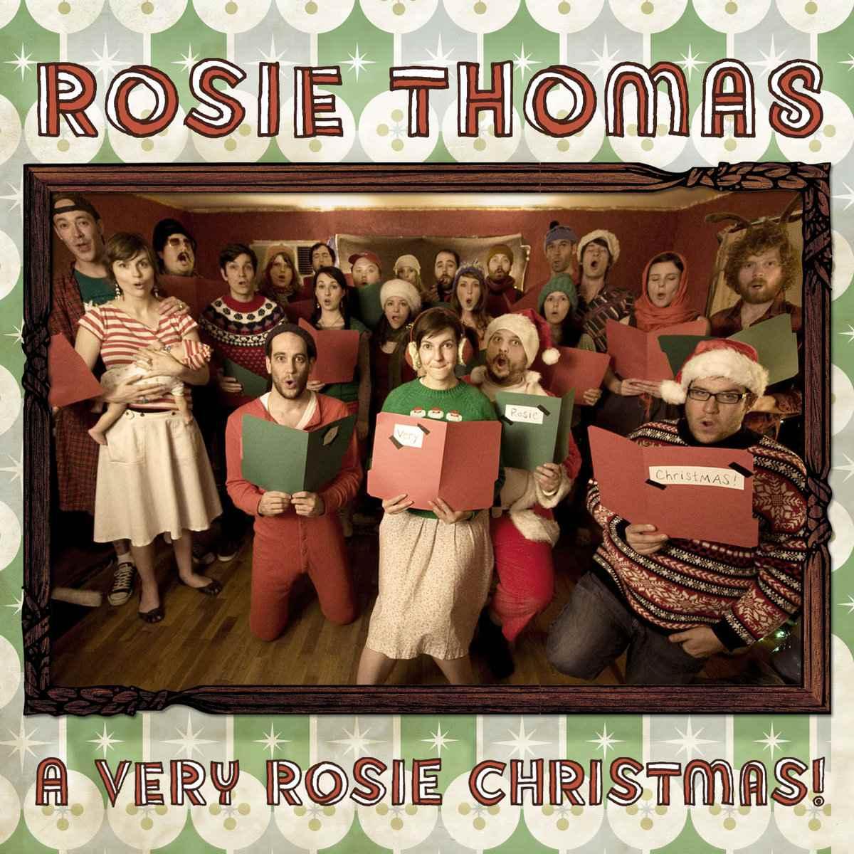 Rosie Thomas 'A Very Rosie Christmas'
