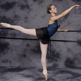 Arabesque in ballet