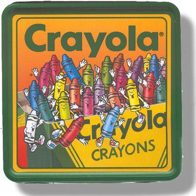 Jumping Crayons 1995