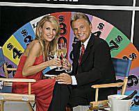 Pat Sajak and Vanna White celebrate Wheel of Fortune's 25th Anniversary