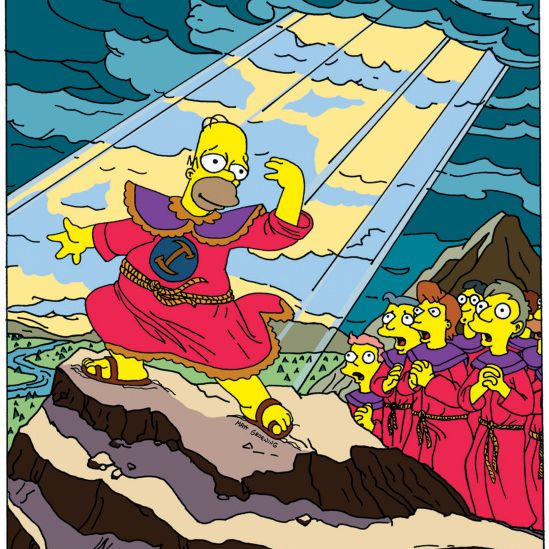 Homer the Great - The Simpsons