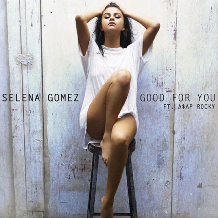 Selena Gomez Good for You featuring A$AP Rocky