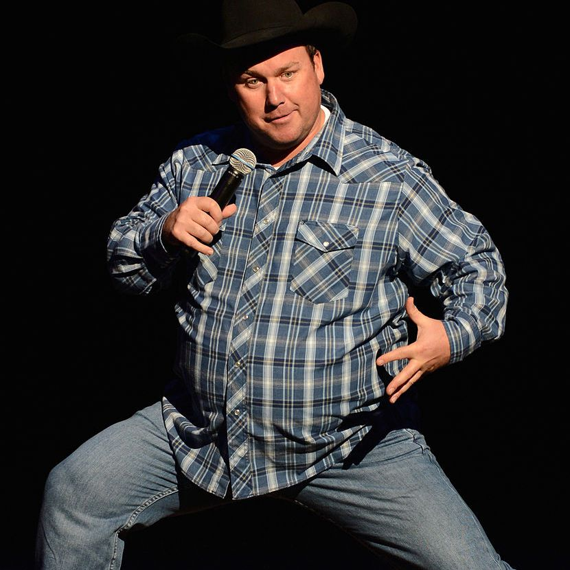 Comedian Rodney Carrington performs during the Bud Light Presents Wild West Comedy Festival