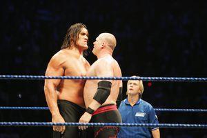 Great Kahli vs Kane