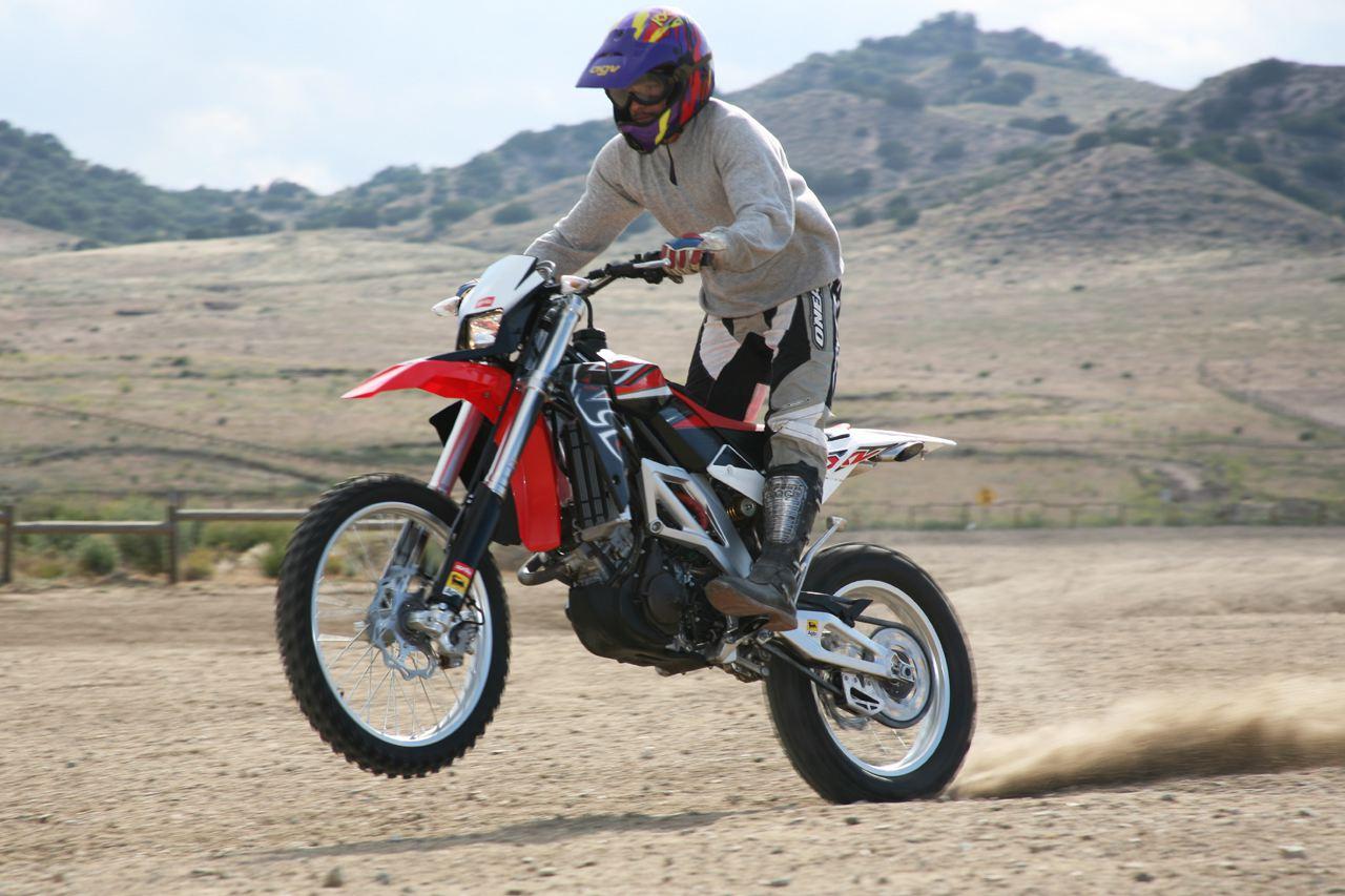 2008 Aprilia RXV 5.5