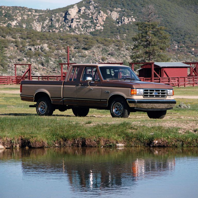 1987–1996 Ford F-150 Series Pickup Trucks