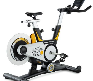 Proform Le Tour de France Generation 2 indoor cycle
