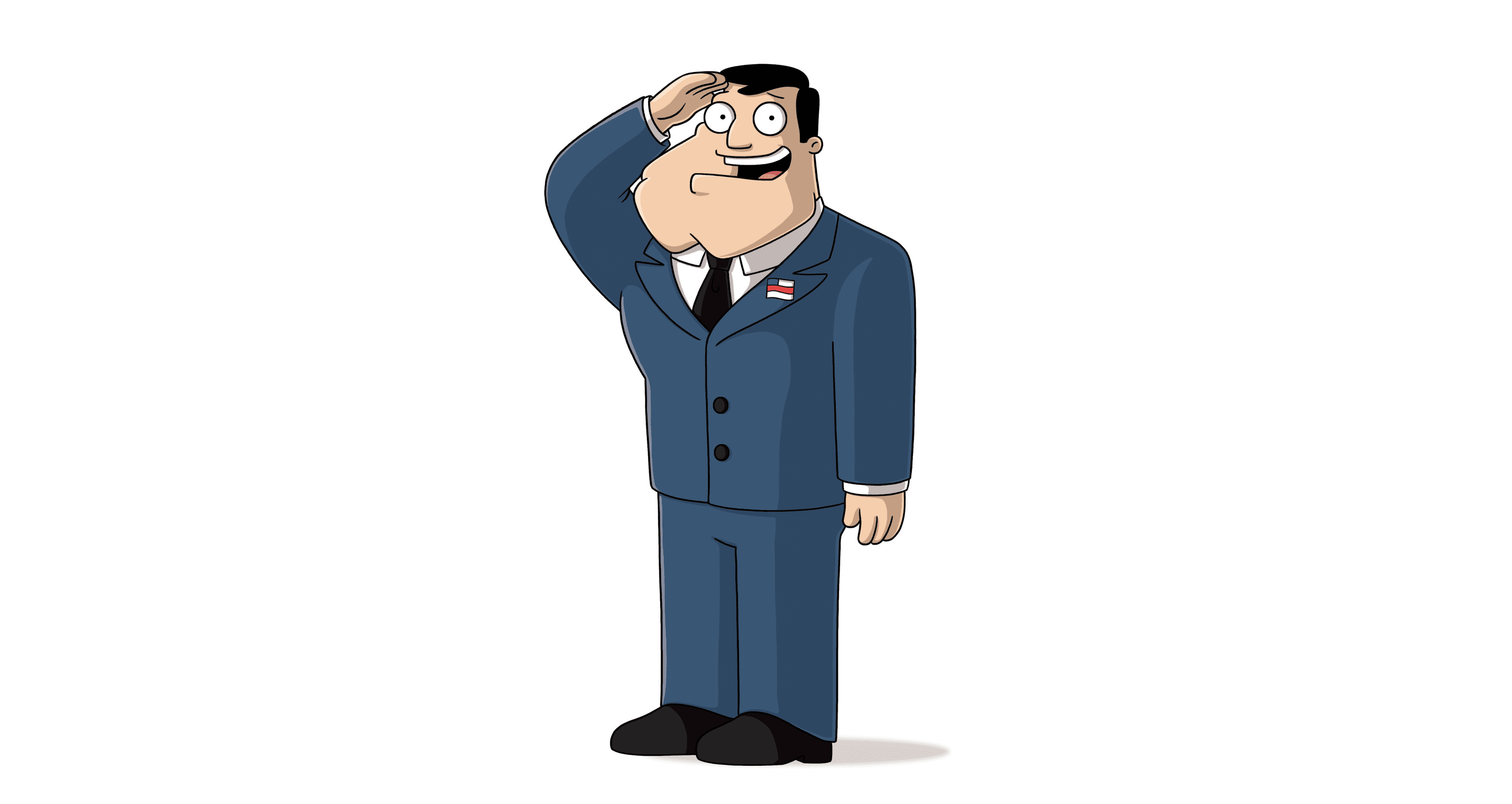 Stan Smith on 'American Dad'