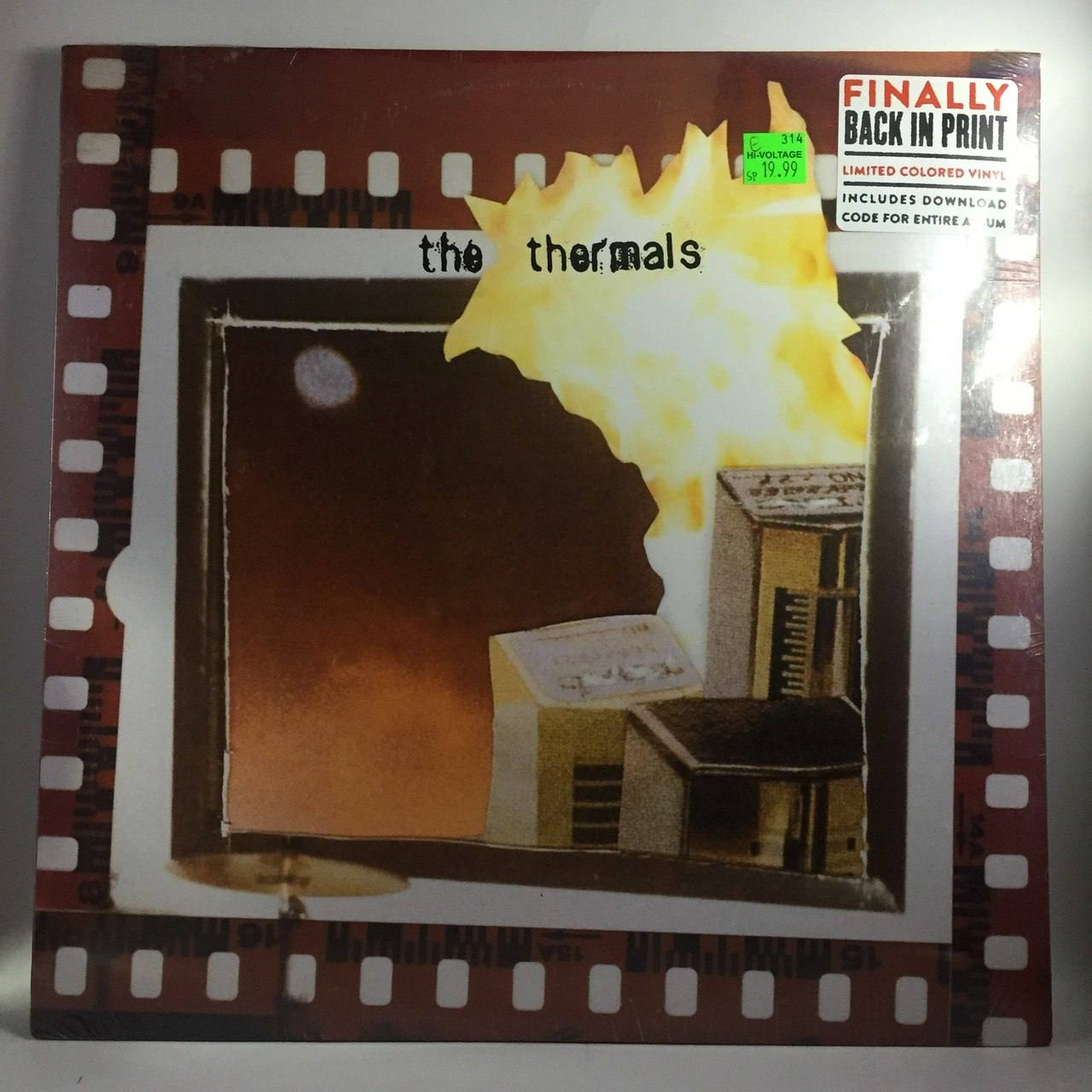 The Thermals 'More Parts Per Million'