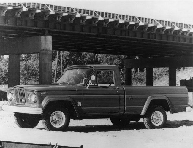 1963 Jeep Gladiator Truck