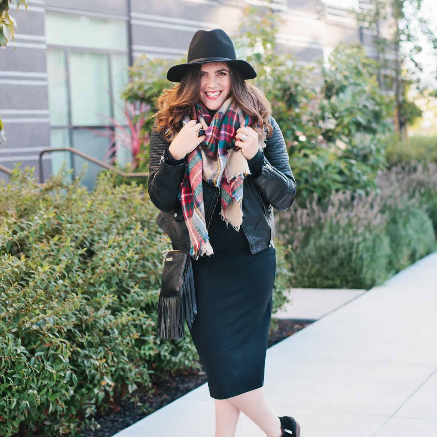 Black hat Melanie Kluger