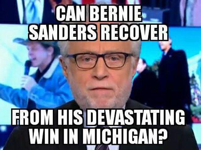 Bernie Sanders' Devastating Win