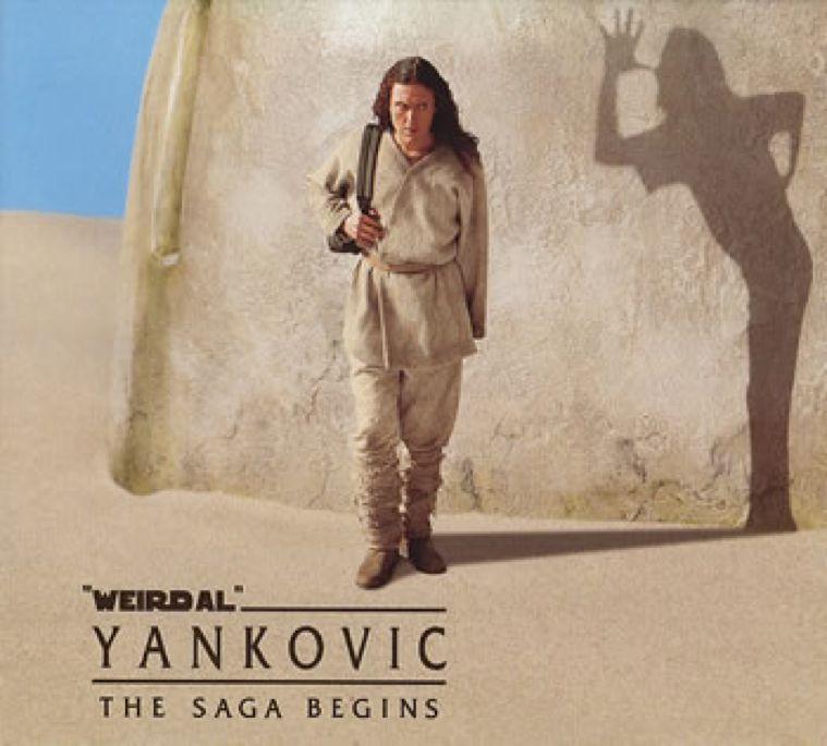 Weird Al Yankovic - The Saga Begins