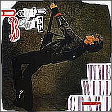 """""""Time Will Crawl"""" cover"""