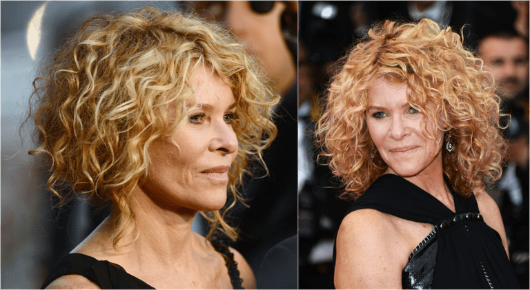 Hair Style 50 Year Old: Best Curly Hairstyles For Women Over 50