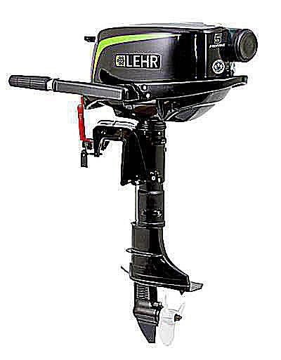 Review of Lehr Propane Outboard Engine