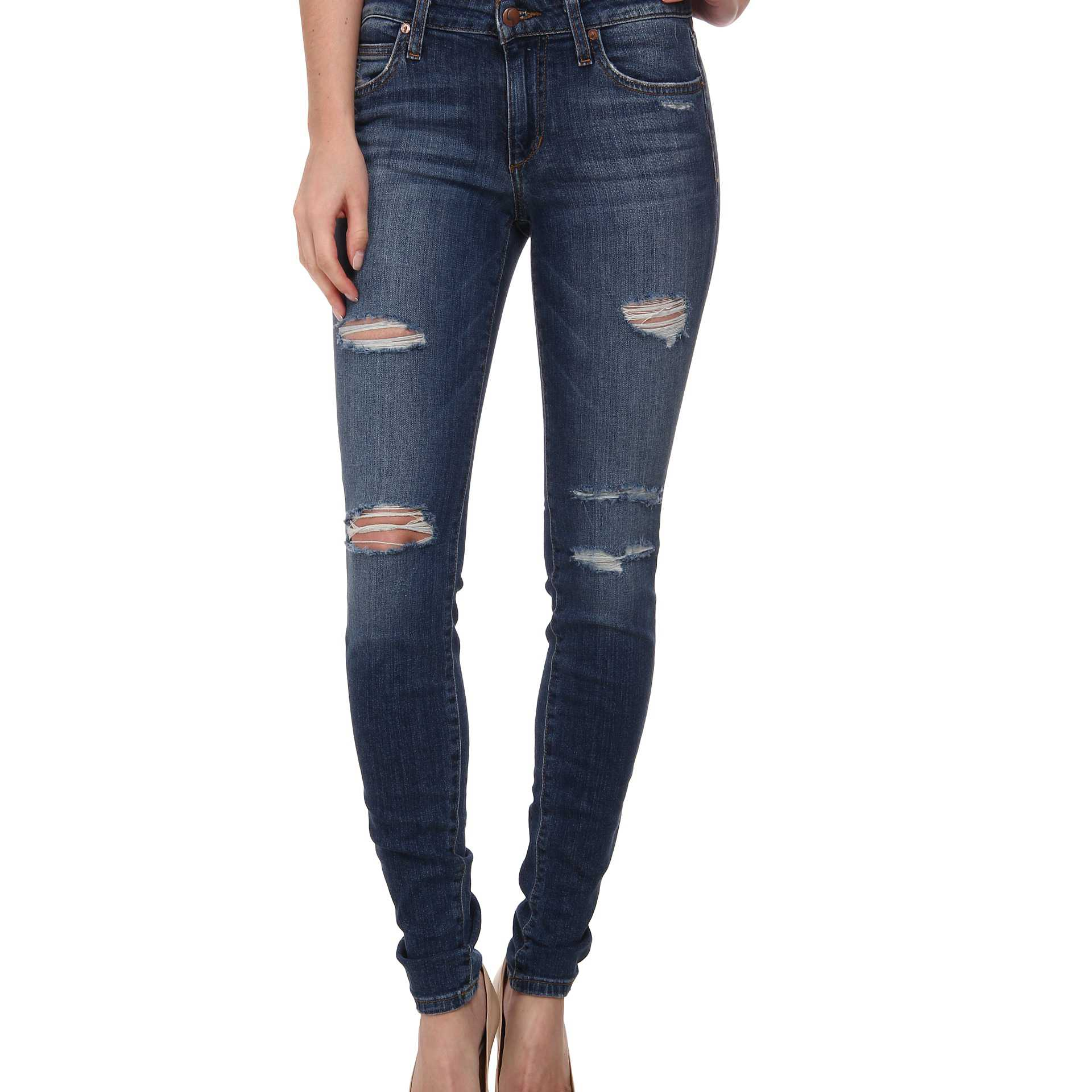 8c5ebea4c Jeans That Look Great on Short Women and Petites