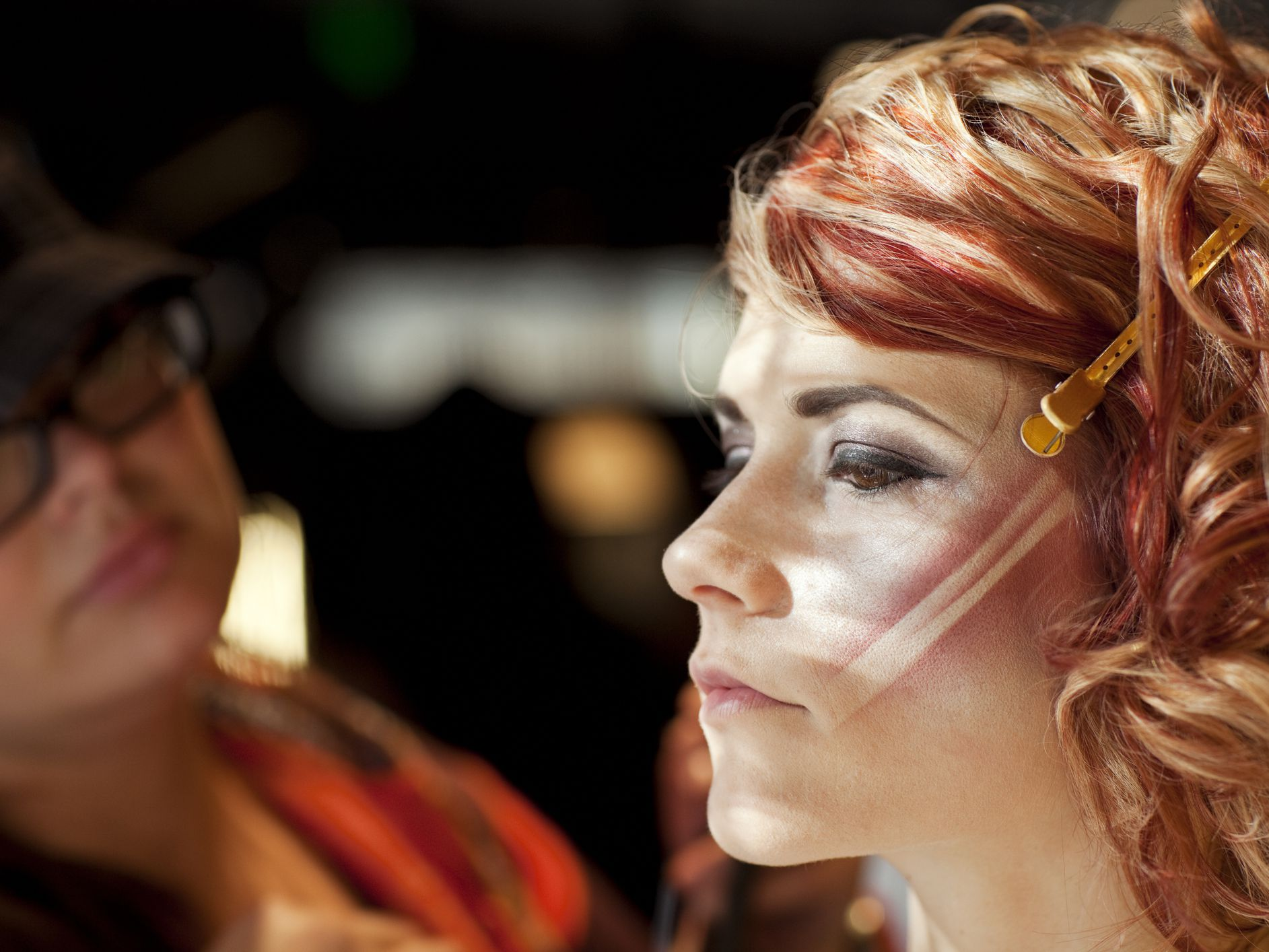 The Art Of Hair And Makeup Designer