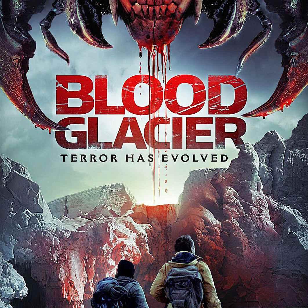 Blood Glacier DVD