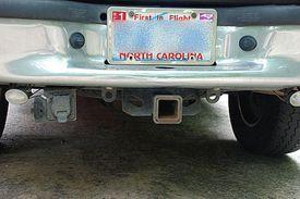trailer hitch parts