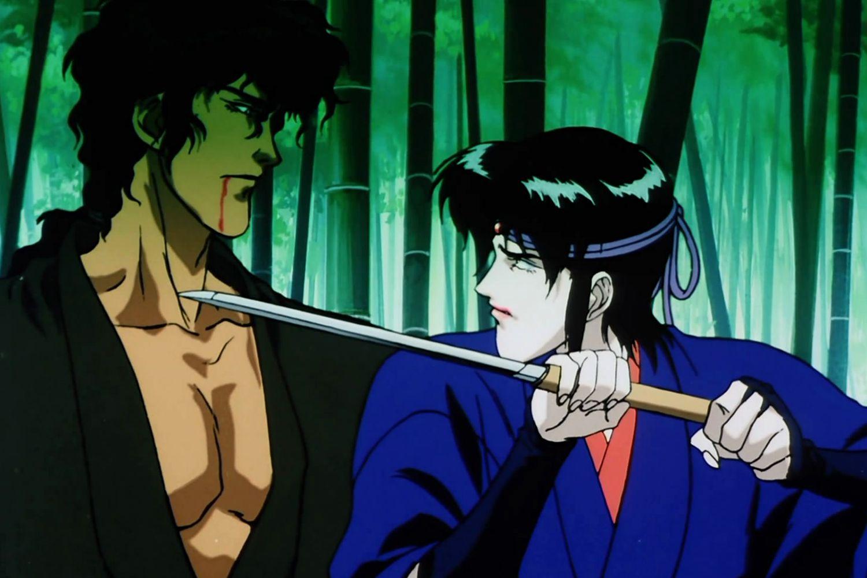 Ninja Scroll Anime Movie