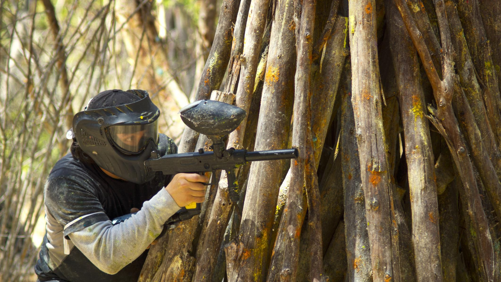 Playing Paintball for the First Time: What to Expect
