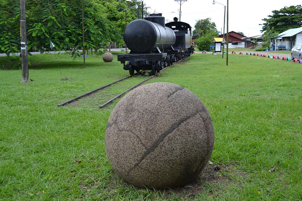 Ancient stone balls of Costa Rica