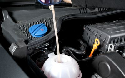 How to Check Your Coolant or Antifreeze Level