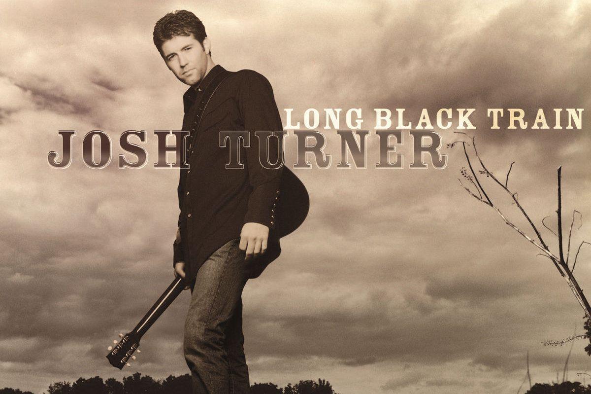 long black train album cover