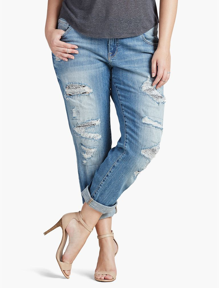 7573a4d21a1c The Best Boyfriend Jeans for Your Body Type