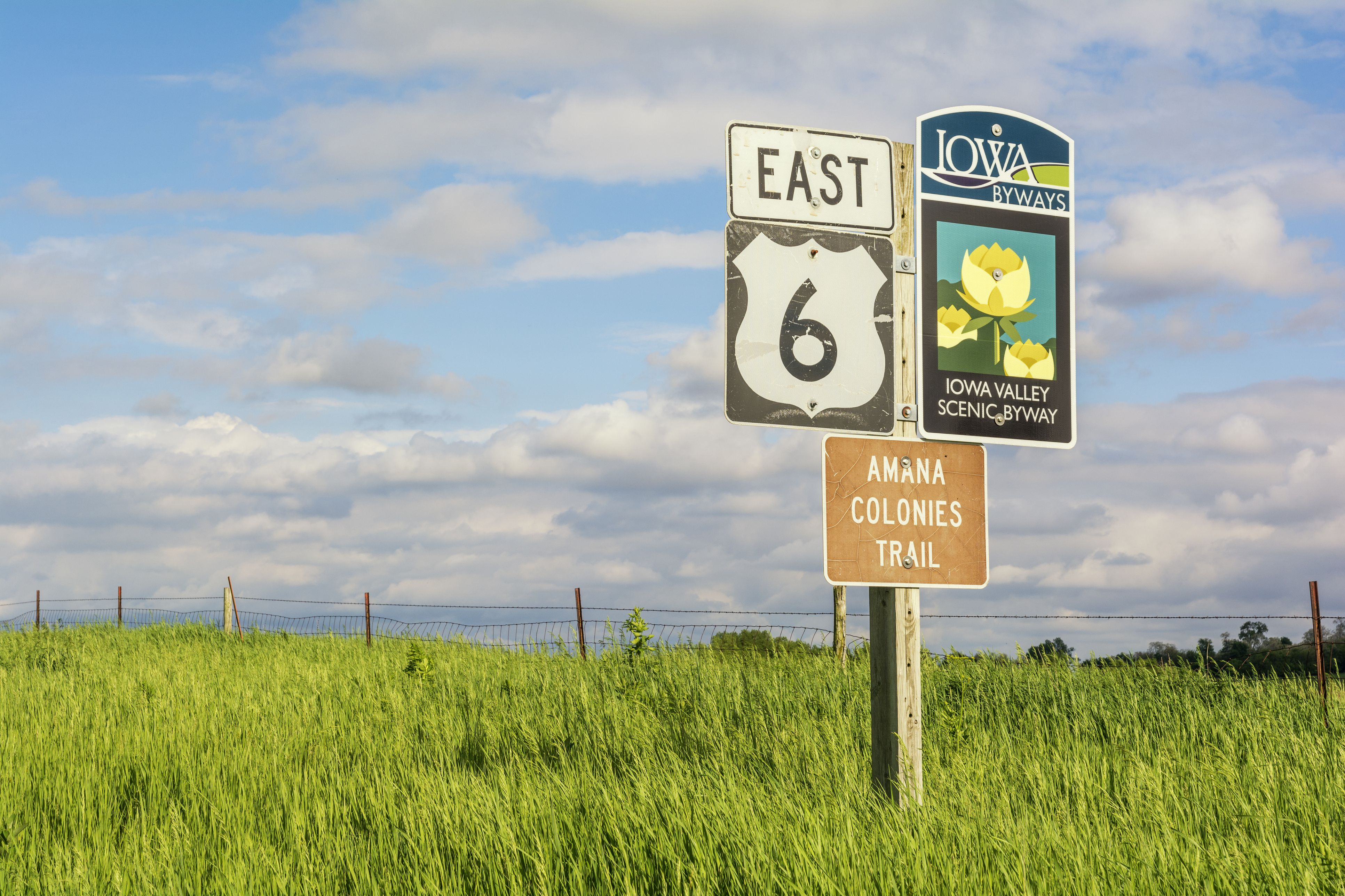 Amana Colonies Trail, Iowa Valley Scenic Byway