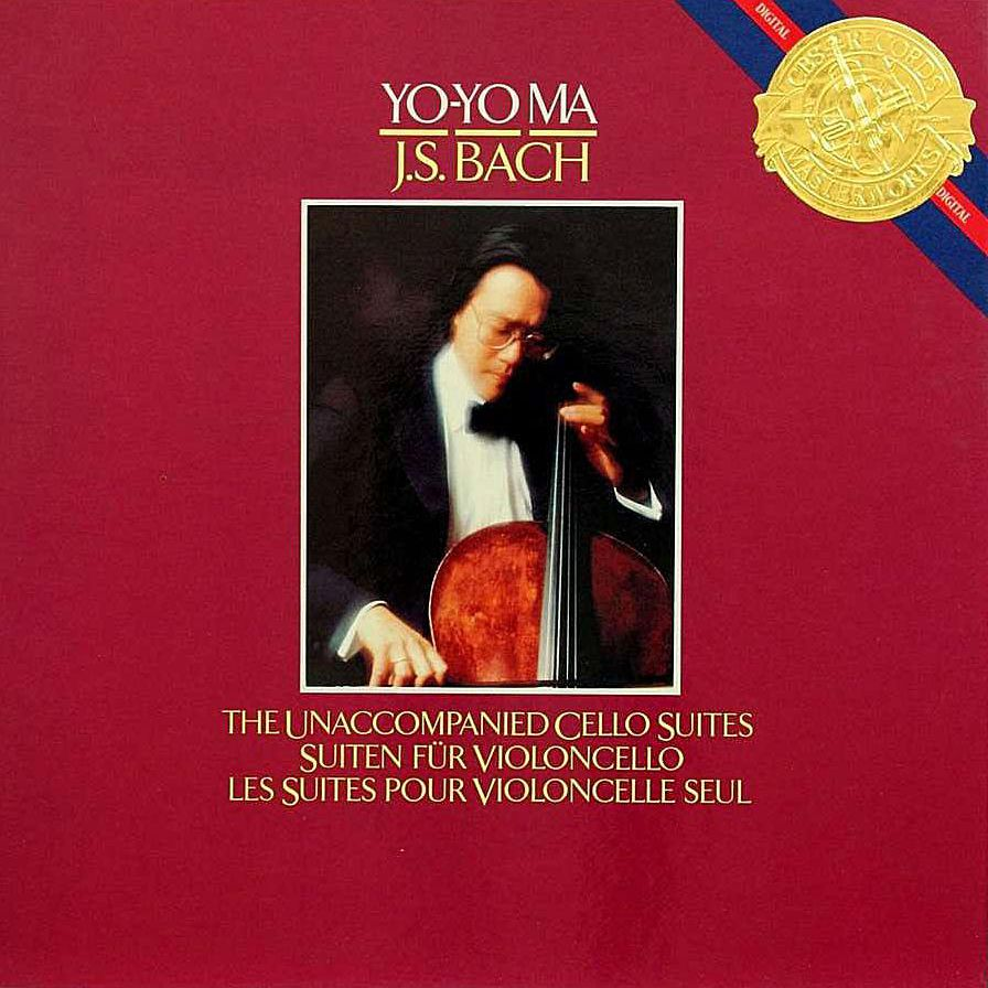 Yo Yo Ma performs Bach's 6 Suites for Unaccompanied Cello. The recording won Yo Yo Ma the Grammy Award for best instrumental soloist in 1985.