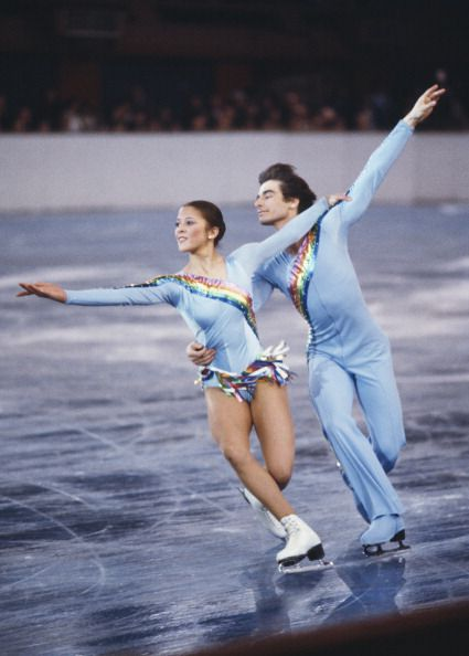 World Champions Tai Babilonia and Randy Gardner Represented the Los Angeles Figure Skating Club