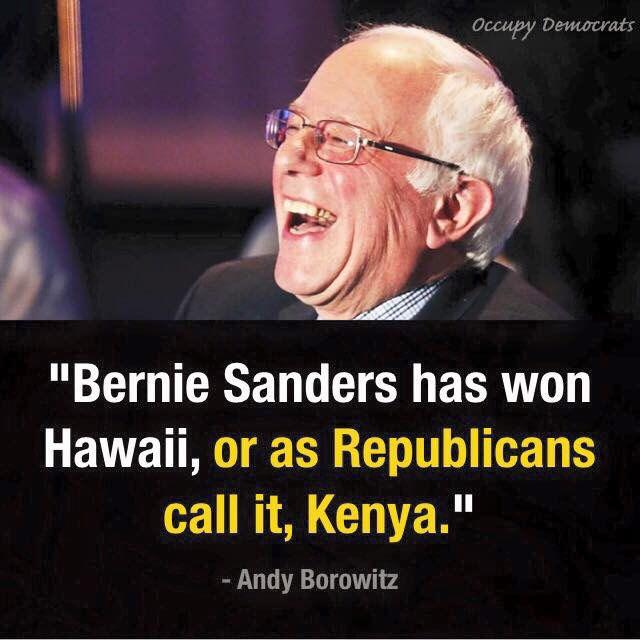 Republicans Think Hawaii is Kenya