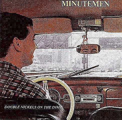 Album art for Minutemen -