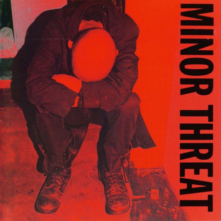 Image of Minor Threat cover