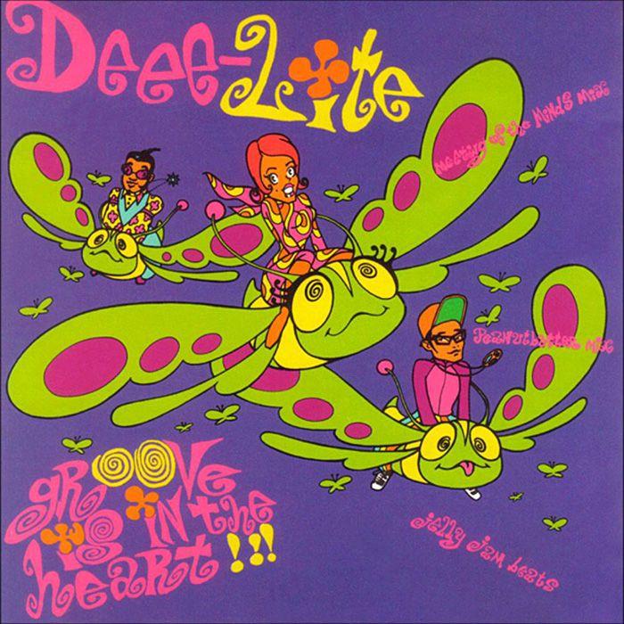 "Deee-Lite - ""Groove Is In the Heart"""