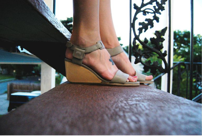 abe11ca11 Wedge Heels: What to Wear With Them