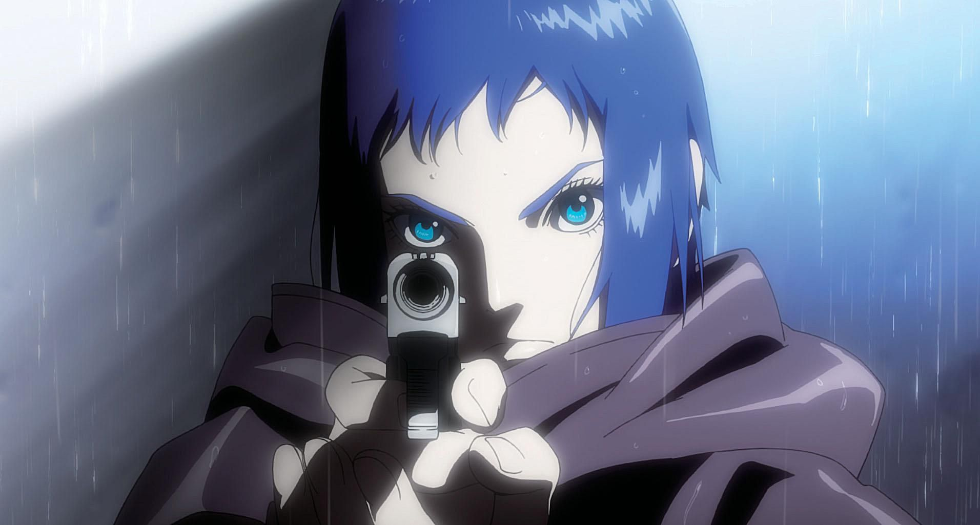 Ghost In The Shell Image Gallery
