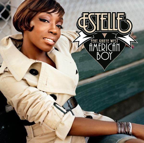 Estelle featuring Kanye West - American Boy