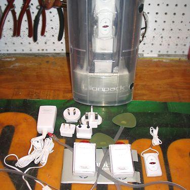 Therm-ic Li-on Remote Foot Warmers