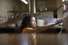 Teenage worker in Virginia